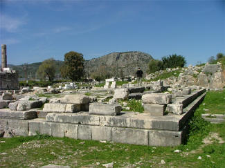Temple of Apollo at Letoon