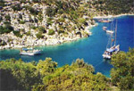 Boat trips and Gulet cruises, Lycia