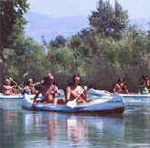 Canoeing on the Xanthos River