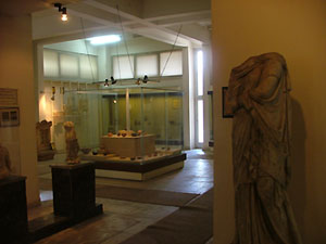 Lycian Turkey - Fethiye Museum - Antiquities from Lycia