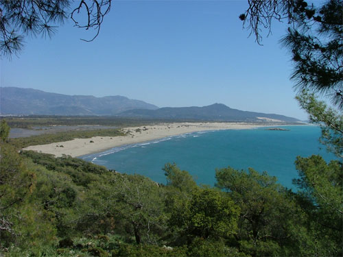 Lycian Turkey - Patara Beach