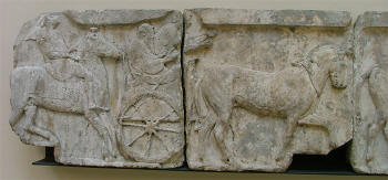 The Horses Relief, 2 - from Xanthos