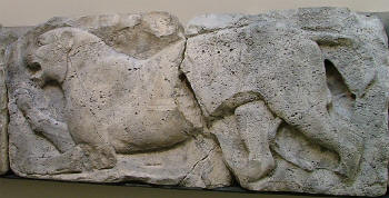 The Leopard Relief, from Xanthos